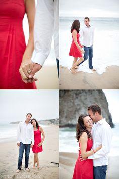Laguna Beach Engagement Session : Julie + Bryan