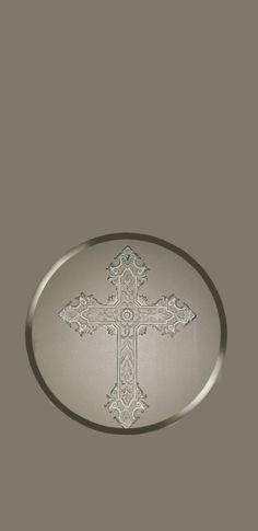 Cross Wallpaper, Cross Art, Wallpapers, Wallpaper Backgrounds, Celestial, Silver, Crosses, Angels, Tools