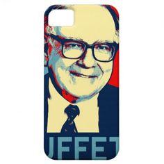 Warren Buffett Hope Poster iPhone 5 Case #iphonecases