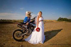 Motorcross couple (: