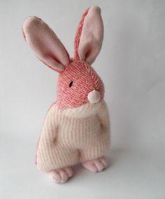 sock bunny!