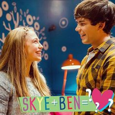 This is the best show ever love them together!!!❤️❤️❤️❤️❤️#TheLodge I SHIP IT SO HARD!!