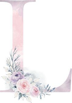 L Full Hd Wallpaper, Tumblr Wallpaper, Flower Letters, Monogram Letters, Cellphone Wallpaper, Iphone Wallpaper, Monogram Wallpaper, Baby Posters, Picture Letters