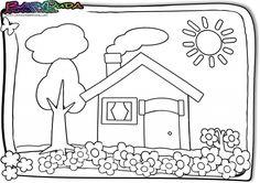 Schau Dir das Bild an auf BabyDuda: Frühling Ausmalbilder: Ausmalen und das Frühjahr genießen mit frühlingshaften Malvorlagen