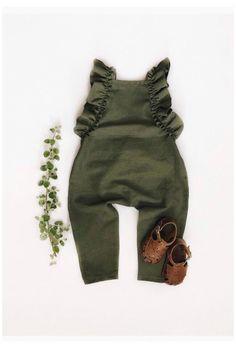 Infantile b/éb/é Fille v/êtements /à Manches Longues Barboteuses Combinaison /à Volants Body Pantalon Floral Tenues avec Bandeau 3 pi/èces