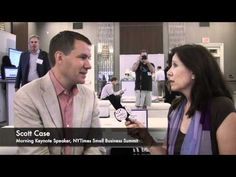 Startup Growth Advice with Scott Chase | 2012 NYTimes Small Biz Summit | #OPENNYT