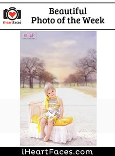 Beautiful Photo of the Week #photography #iheartfaces #children