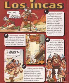 Historia de los Incas (1/3)