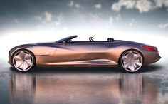 The Buick Evocador Concept is the best thing to happen to the brand since those witty Enclave commercials! Imagined as their ultra-luxury flagship electric vehi Buick, Best Cordless Vacuum, Convertible, Automotive Design, Auto Design, Car Colors, Futuristic Cars, Fast Cars, Concept Cars