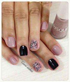 Toe Nail Color, Nail Polish Colors, Mani Pedi, Pedicure, Super Cute Nails, Nails Short, Trendy Nail Art, Short Nail Designs, Elegant Nails