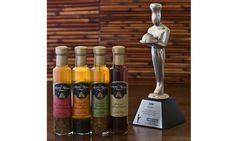Honey Ridge Farms Balsamic Honey Vinegar: A fitting gift for those who enjoy a touch of sweetness in their dressings @Honey Ridge Farms