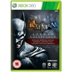 BATMAN Arkham Collection Game Includes Batman Arkham Asylum Game Batman Arham City Game Batman Arkham Origins Game Batman Arkham Asylum In Batman Arkham Asylum the Dark Knight takes on his greatest challenge yet when he becomes tr http://www.MightGet.com/march-2017-2/batman-arkham-collection-game.asp
