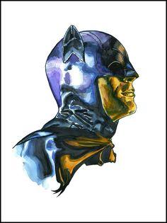 Tim Doyle - Adam West Batman colors