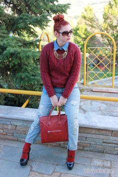 Modern preppy - #outfit - DoYouSpeakGossip.com