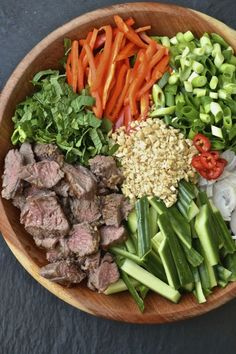Thai Beef Salad | 21 Low-Carb Dinners That Will Keep You Warm This Winter