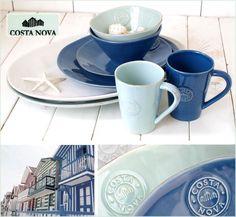 【楽天市場】キッチンインテリア> 食器とテーブル小物> 陶製食器> ポルトガル COSTA NOVA(コスタノバ) 陶製シリーズ:slowworks