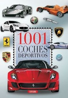 1001 COCHES DEPORTIVOS  PASTA DURA    SIGMARLIBROS