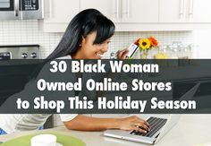 If you gonna spend for the holidays, try these places... Reports have stated there are over one million Black female business owners in the United States today, and black women are becoming entrepr...