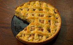 Torta de maçã gnt
