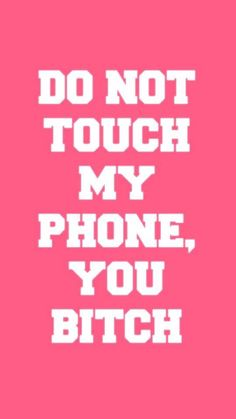 Image via We Heart It #<3 #bebe #cool #iphone #pink #rosa #wallpaper #donttouchmypone