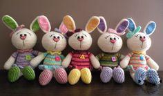 The Colourful Bunnies