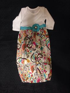 Handmade Baby Gown by CutiePatootieKiddos on Etsy Gowns For Girls, Baby Gown, Handmade Baby, My Etsy Shop, Trending Outfits, Skirts, Clothes, Shopping, Vintage