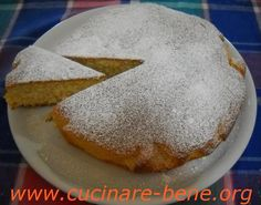 torta al cocco semplice
