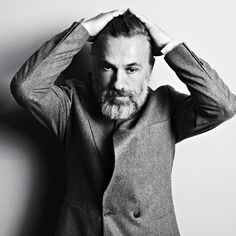 beeslikehoney:    Watched Django Unchained last night. Christoph is fast becoming my favourite actor. And isn't he dashing.