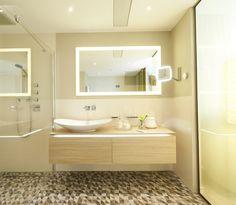 Wohnidee Suite 2015 mit Produkten von Villeroy & Boch - Natural Bliss