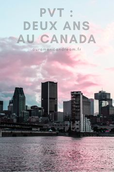Deux ans au Canada : ce que cette expérience nous a apporté et pourquoi nous avons décidé de rentrer en France. #pvt #canada #expat #montréal #québec #pvtiste #pvtcanada #sunset #skyline Working Holiday Visa, Working Holidays, Pvt Canada, Info Canada, Road Trip, Best Couple, Travel Pictures, American, New York Skyline