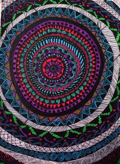 Zentangles | Doodles | Patterns | Art | Colors | Zendoodle