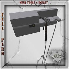 Mesh Builder Tools 4 impact Full perm