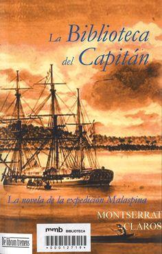 La Biblioteca del Capitán / Montserrat Claros