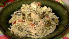 Chicken and Wild Rice Casserole Recipe | The Chew - ABC.com