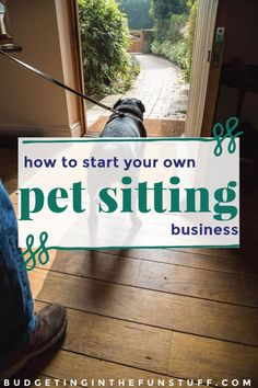 What a great way to make money from home, without a lot of start up costs. It is actually really easy to get the money rolling in. These tips on how to start your own pet sitting business have me inspired to get going right away. Pet sitting is a perfect Make Money From Home, Way To Make Money, Pet Sitting Business, Starting A Daycare, Dog Grooming Tips, Grooming Salon, Blazer, Dog Walking, Pet Care