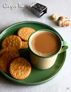 Chai Recipe, Recipe Ginger, Perfect Cup Of Tea, Tea Powder, Tea Time Snacks, Gluten Free Snacks, Ginger Tea, Brewing Tea, How To Make Tea