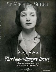 Florence Vidor In Christine Of The Hungry Heart Find This Pin And More On Public Domain