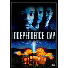 DVD - Independence Day (Simples)