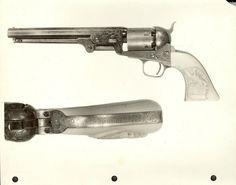 Colt Model 1851 Navy, Wild Bill Hickok