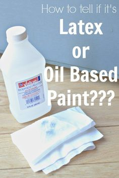 First, scrub a small area with a solution of household detergent and warm water…