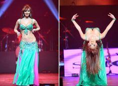 Didem Kinali : Turkish Belly Dancer