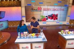 Dr. Oz's 2-Week Rapid Weight-Loss Plan: Breakfast Smoothie | The Dr. Oz Show