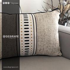 bordür ve perde seçenekleri için sizleri de Alsancak mağazamıza, MTK showroom mağazamıza ve tüm seçkin bayilerimize bekleriz. 💫 Bordür: MUCHO Kumaş: KOS ... #evdekorasyonu #perde #degrape #bordür #izmir #yastık #istanbul #curtain #upholstery #textile #design #interiordesign #elegant #border Showroom, Istanbul, Throw Pillows, Elegant, Home, Classy, Toss Pillows, Cushions, Ad Home