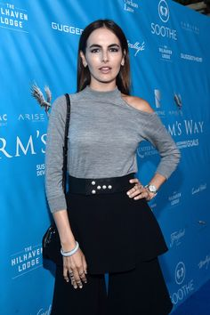 Actress Camilla Belle attends the special event for UN Secretary-General Ban…