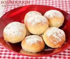 sourdough soft milk buns (8)