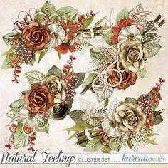 Free Digital Scrapbooking, Feelings, Nature, Shop, Design, Collection, Naturaleza, Nature Illustration