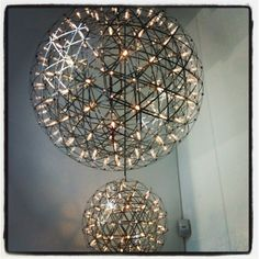 Holly Hunt chandelier