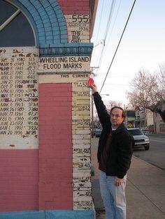 east wheeling wv | WV / Flat Stanley visits Wheeling WV--NOT EAST WHEELING, IT'S WHEELING ISLAND.  ORIGINAL PINNER MUST NOT KNOW WHEELING.