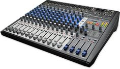 Now record your live shows. New AR mixers from Presonus allow 2 track recording to an SD card or multi-track recording to your computer via a USB 2 port. Home Recording Studio Equipment, Multitrack Recording, Bluetooth, Buy Guitar, Buy Computer, Headphone Amp, Usb, Studio Gear