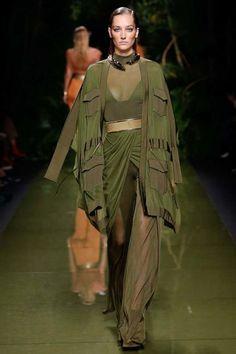 Balmain ready-to-wear spring/summer '17 - Vogue Australia